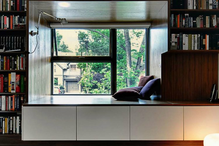 Daily Design News Presents - A Proper Guide To Window Seats > Daily Design News - Explore luxurious and unique design ideas > #dailydesignnews #designnews #windowseats #windows #design