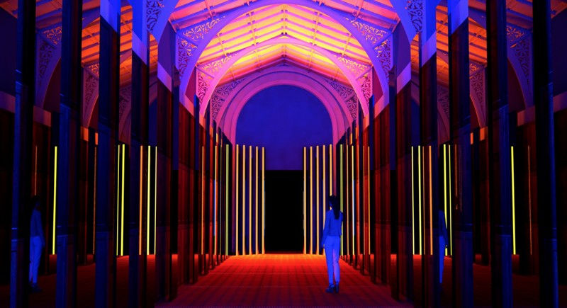 10 Incredible Exhibitions and Installations at London Design Festival 2017 > Daily Design News > The latest news in the design world > #londondesignfestival #interiordesign #dailydesignews