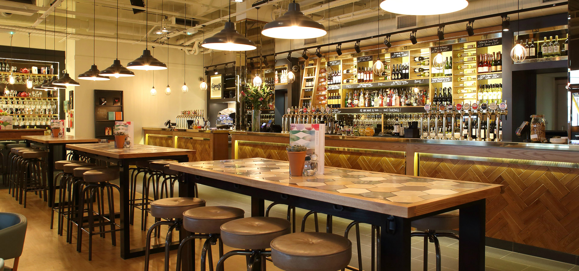 Check Out The Most Creative Trends At London S Restaurant And Bar Show Daily Design News