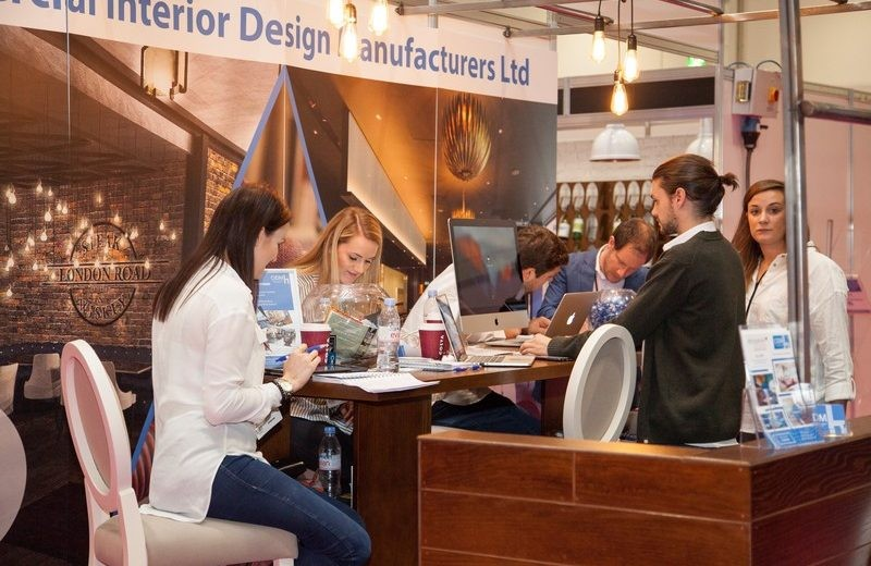 Check Out the Most Inspiring Trends at London's Restaurant and Bar Show > Daily Design News > the latest news on the design world > #dailydesignews #restaurantdesign #restaurantandbarshow