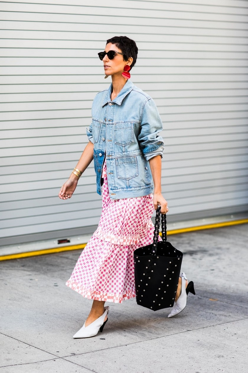 Fashion trends 10 best street style looks from new york for Daily design news