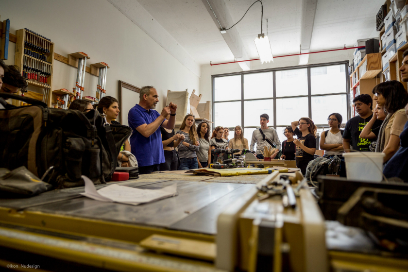WantedDesign Showcases Annually International Design In Manhattan And Brooklyn The Schools Workshop Realized During De Event Brings Together