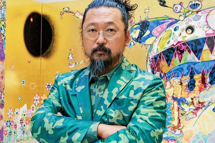 Stunning Under the Radiation Falls Art Exhibition by Takashi Murakami ➤ Discover the season's newest design news and inspiration ideas. Visit Daily Design News and subscribe our newsletter! #dailydesignnews #designnews #bestdesignevets #designagenda #designevents #TakashiMurakami #contemporaryart #ArtExhibitions