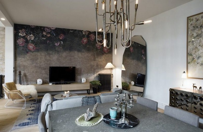 The Most Amazing Parisian Modern Home Makeover You'll See Today ➤ Discover the season's newest design news and inspiration ideas. Visit Daily Design News and subscribe our newsletter! #dailydesignnews #designnews #designevents #LondonDesignFestival2017 #DesignJunction2017 #LondonDesignFestival #DesignJunction #bestdesignevents