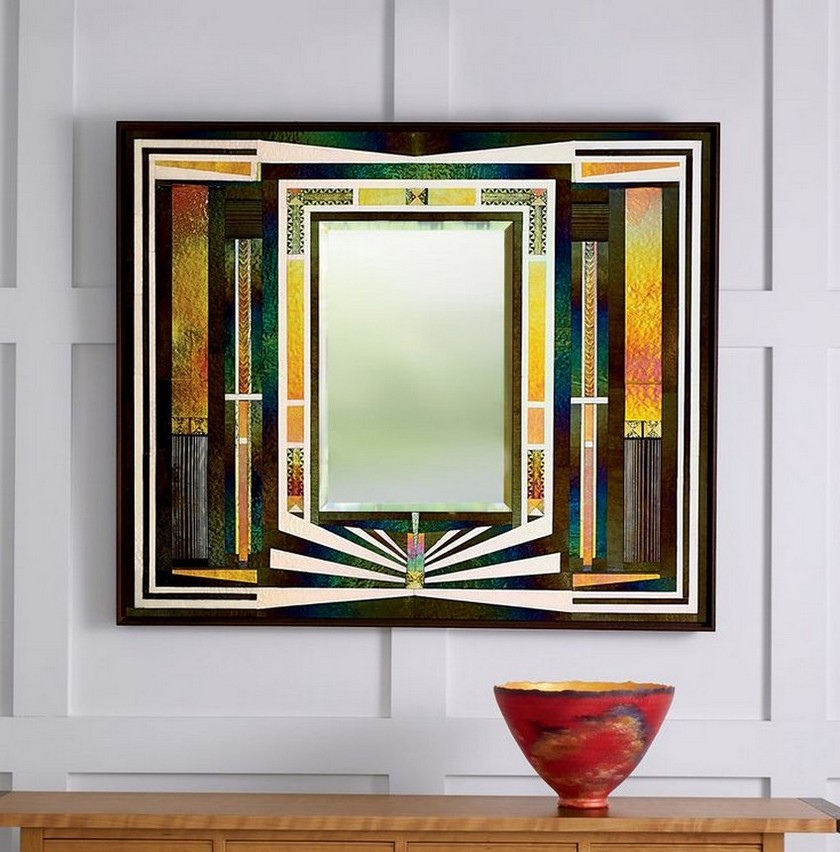 5 Stunning Wall Mirrors That Are Also Iconic Art Pieces - Contemporary Art ➤ Discover the season's newest design news and inspiration ideas. Visit Daily Design News and subscribe our newsletter! #dailydesignnews #ContemporaryArt #IconicArtPieces #WallMirrors