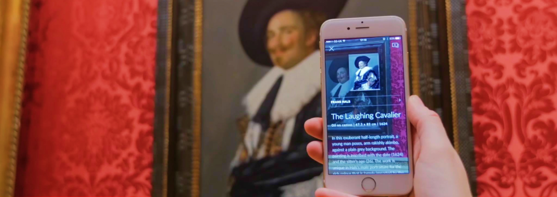 Discover Smartify the App That Works as a Shazam for the Art World ➤ Discover the season's newest design news and inspiration ideas. Visit Daily Design News and subscribe our newsletter! #dailydesignnews #designnews #Smartify #ContemporaryArt