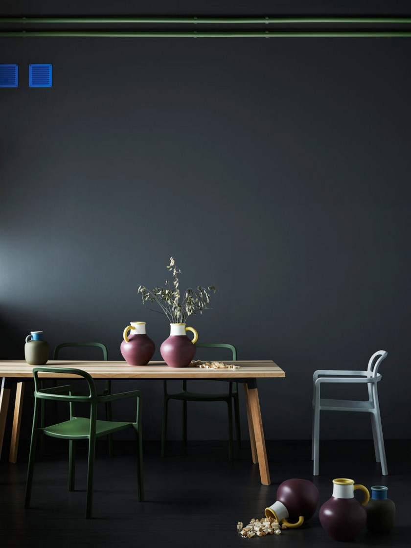 IKEA Presents the YPPERLIG Collection from HAY Design Studio ➤ Discover the season's newest design news and inspiration ideas. Visit Daily Design News and subscribe our newsletter! #dailydesignnews #IKEA # YPPERLIGCollection #HAYDesignStudio #HAY