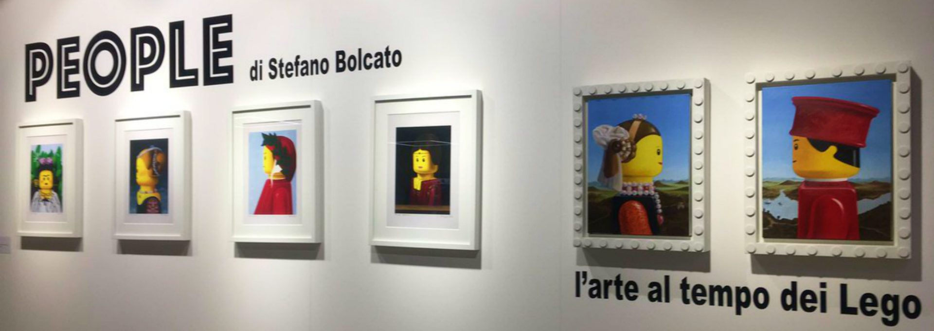 Stefano Bolcato Turns World's Famous Paintings to LEGO Art Inspired - Contemporary Art ➤ Discover the season's newest design news and inspiration ideas. Visit Daily Design News and subscribe our newsletter! #dailydesignnews #LEGOArt #ContemporaryArt #FamousPaintings #StefanoBolcato
