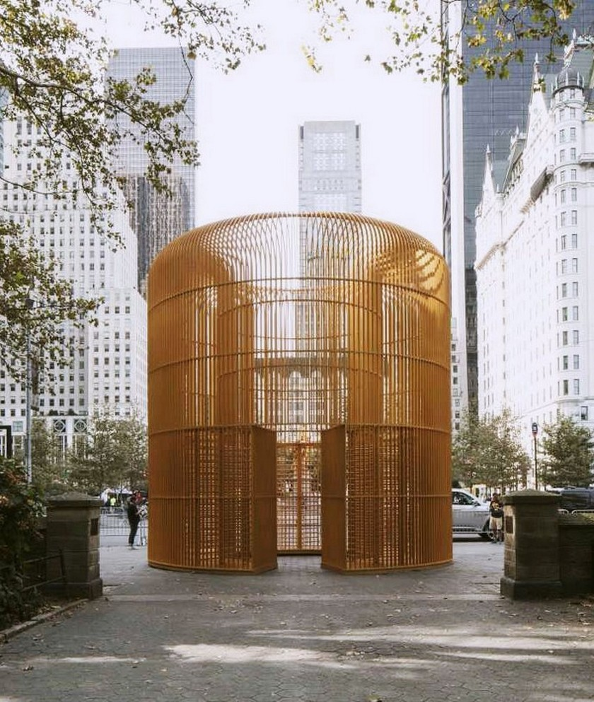 You Must See These 15 Amazing Outdoor Design Installations > Daily Design News > The latest news and trends in the design world > #outdoordesigninstallations #surrealart #dailydesignews