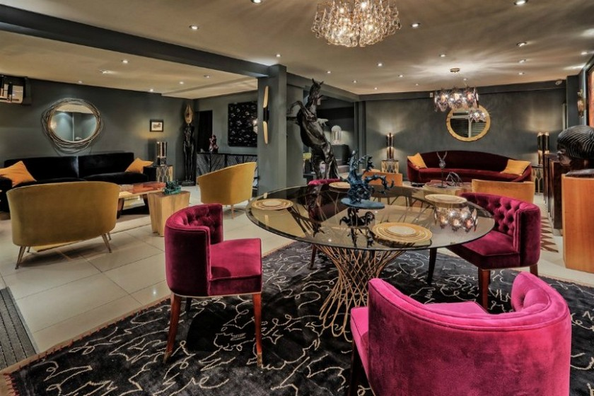 5 Reasons Why You Should Visit Covet Paris During Maison et Objet 2018 > Daily Design News > The latest news and trends in the design world > #maisonetobjet2018 #covetparis #dailydesignews