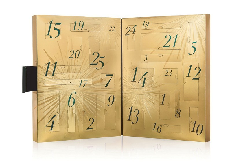 9 Luxury Christmas Advent Calendars to Make Your Countdown Glamorous - Christmas Decoration Ideas - Christmas Decor Ideas - Christmas Ideas ➤ Discover the season's newest design news and inspiration ideas. Visit Design Museum and subscribe our newsletter! #designmuseum #designevents #designnews #DolceGabbana #ChristmasIdeas #ChristmasDecorations