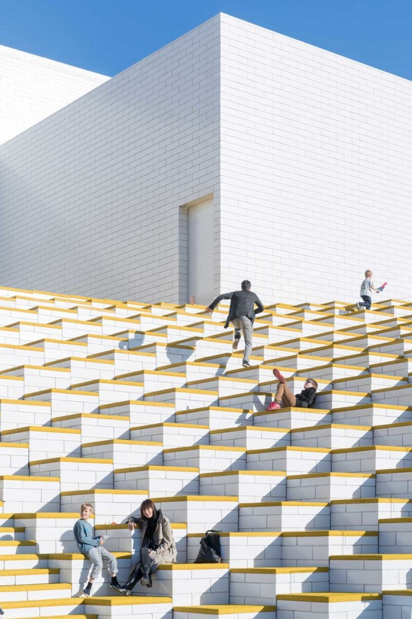 Bjarke Ingels Group and LEGO Present the 12,000 m² LEGO® House - Architecture Projects - Home of the Brick - LEGO® House experience - LEGO Store - LEGO Square - LEGO history ➤ Discover the season's newest design news and inspiration ideas. Visit Daily Design News and subscribe our newsletter! #dailydesignnews #designnews #BjarkeIngels #LEGO