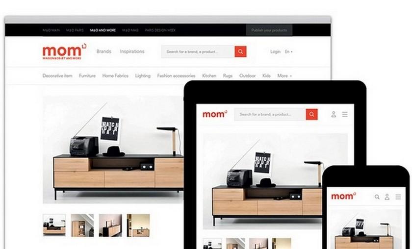 Explore All MOM Platform's Features During Maison et Objet 2018 > Daily Design News > The freshest news in the design world > #momplatfomr #maisonetobjet2018 #dailydesignews