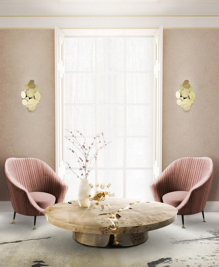 Meet the Newton Family, a Contemporary Style Furniture Collection > Daily Design News > The latest news and trends in the design world > #contemporarystylefurniture #interiordesign #dailydesignews