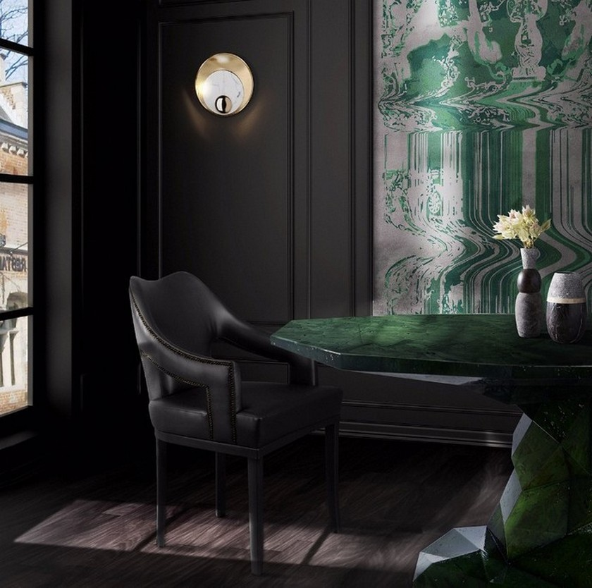 Meet Boca Do Lobo's Minimal Maximalism Approach At Imm Cologne 2018 > Daily Design News > The latest News and trends in the design world > #immcologne2018 #immcologne #dailydesignews