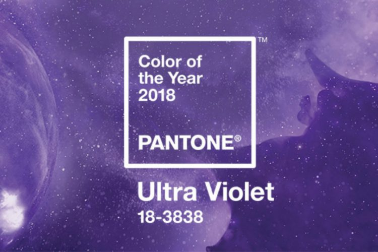Pantone Ultra Violet - Get to Know Pantone Color of the Year 2018 ➤ Discover the season's newest design news and inspiration ideas. Visit Daily Design News and subscribe our newsletter! #dailydesignnews #designnews #Pantone #UltraViolet