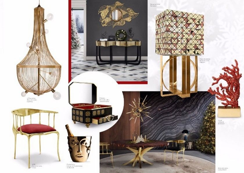 Upgrade Your Christmas Decorations with these Fabulous Pieces > Daily Design News > The latest news and trends in the design world > #christmasdecorations #chrsitmas2017 #dailydesignews