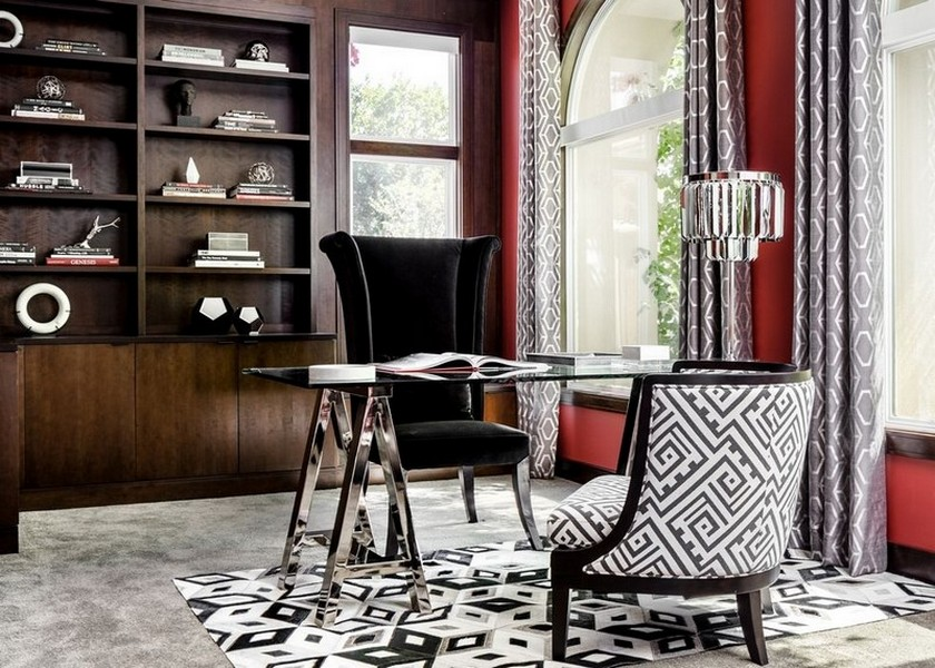: Celebrity Homes: Step Inside Colin Kaepernick's Luxury Bachelor Pad > Daily Design News > The latest news and trends in the design world > #colinkaepernick #celebrityhomes #dailydesignews