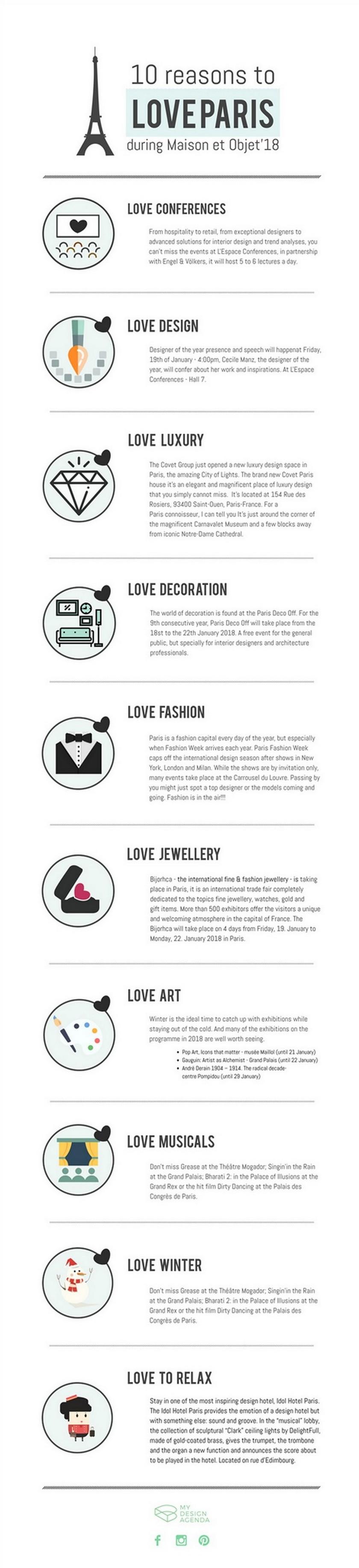 Here's Why You Must Visit Paris Beyond Maison Et Objet 2018 > Daily Design News > The latest news and trends in the design world > #maisonetobjetparis #maisonetobjt2018 #dailydesignews
