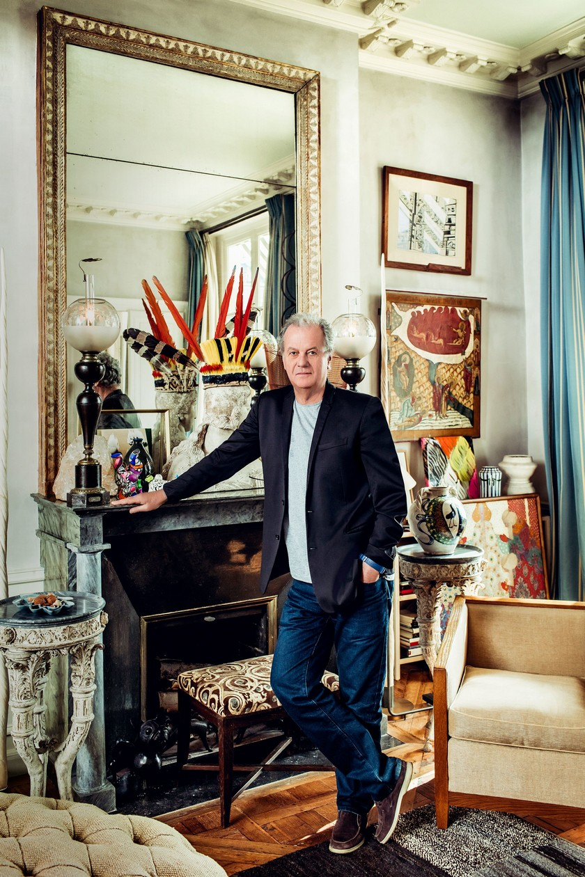 AD100 2018: Meet The Masters in Architectural Digest's Hall of Fame > Daily Design News > The latest news in the design world > #ad1002018 #adhalloffame #dailydesignews