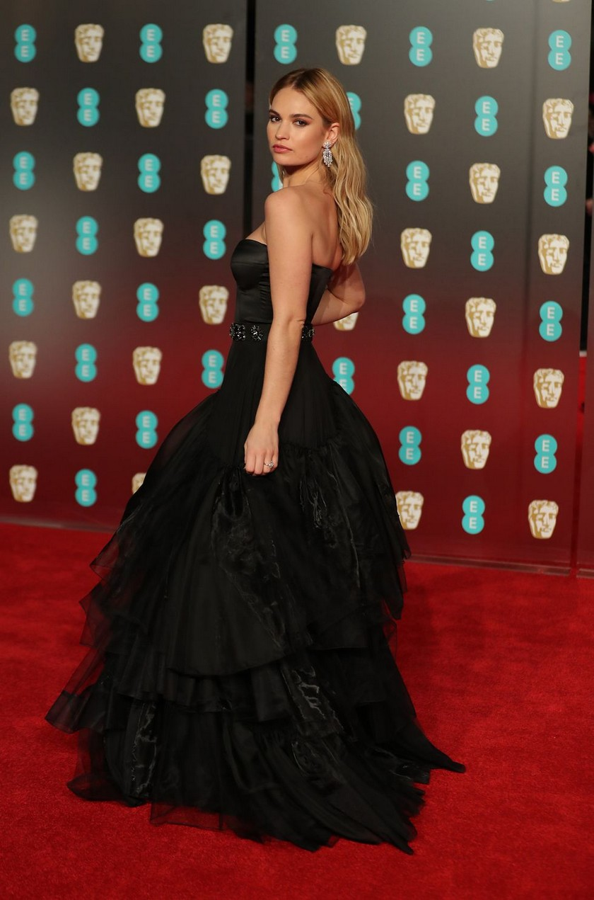 Check out Here the 10 best BAFTA 2018 Red Carpet Looks > Daily Design News > The latest news and trends in the design world > #baftas2018 #redcarpetbaftas2018 #dailydesignews