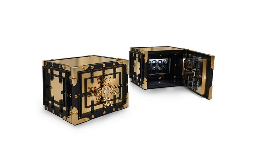 Protect Your Dearest Objects In Style with These Amazing Luxury Safes