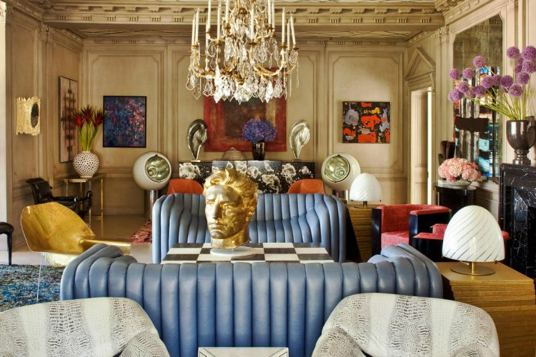 Worldu0027s Best Interior Designers: The 5 Best Kelly Wearstleru0027s Projects