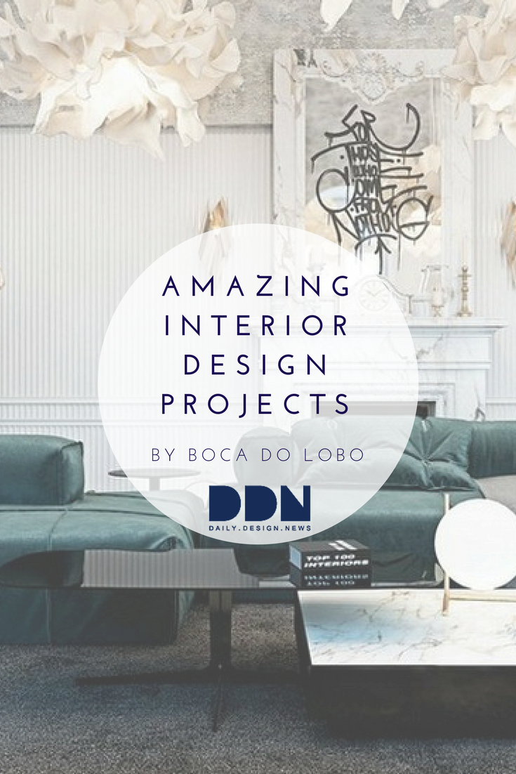 5 Luxury Interior Design Projects That\'ll Inspire You Right Away ...