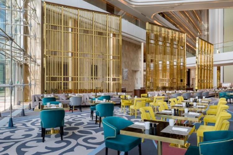 Meet Hilton Astana: mesmerizing hotel furnished by BRABBU