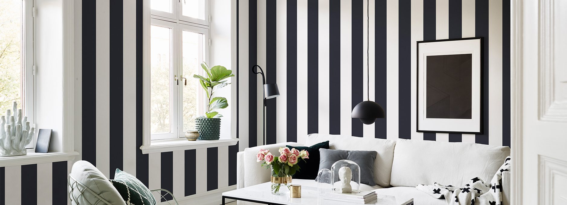 WALLPAPER TRENDS: THE MOST BEAUTIFUL MODELS