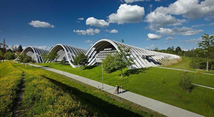 BEST ARCHITECTURE PROJECTS IN SWITZERLAND