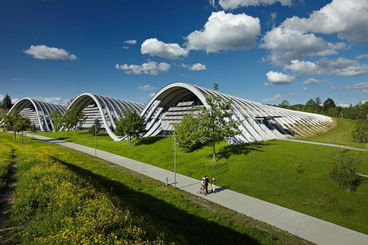 BEST ARCHITECTURE PROJECTS IN SWITZERLAND