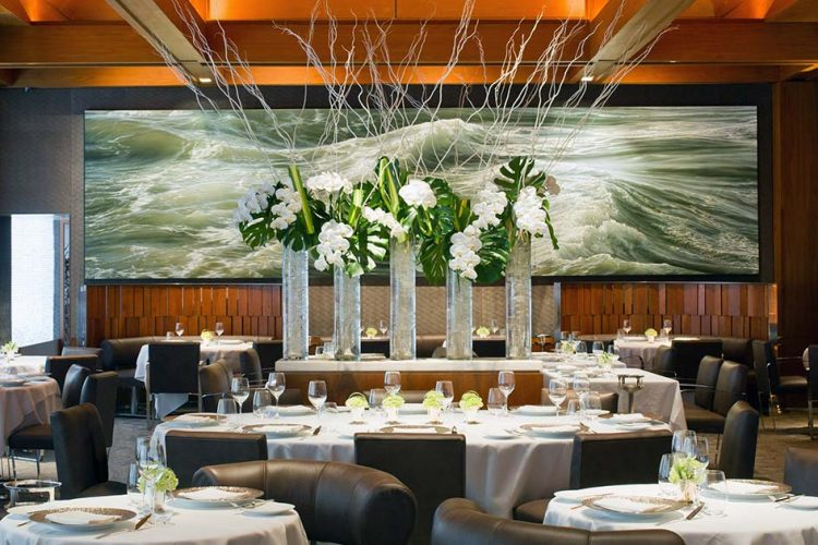 TOP 5 NEW YORK RESTAURANTS