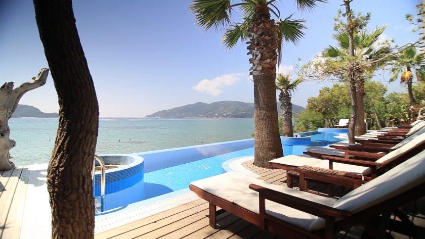A GREEK PARADISE: ZANTE MARIS SUITES