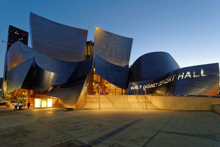 2018 AD100 LIST: 5 BEST ARCHITECTURAL DESIGN PROJECTS BY FRANK GEHRY