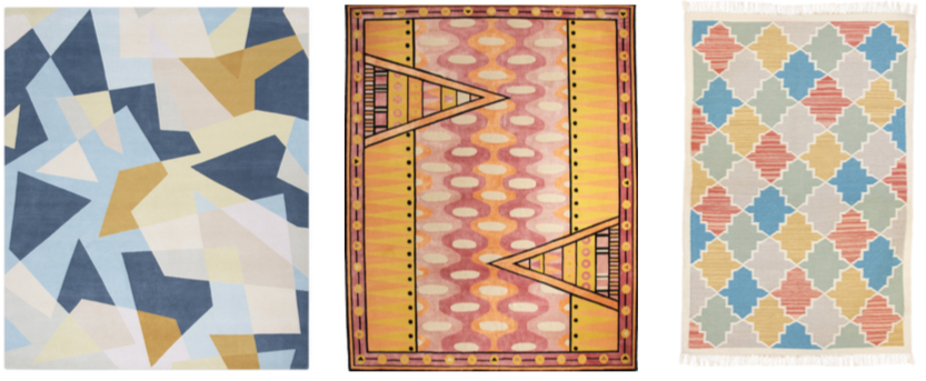 RUGS ARE TAKING CENTRE STAGE AT DECOREX INTERNATIONAL 2018
