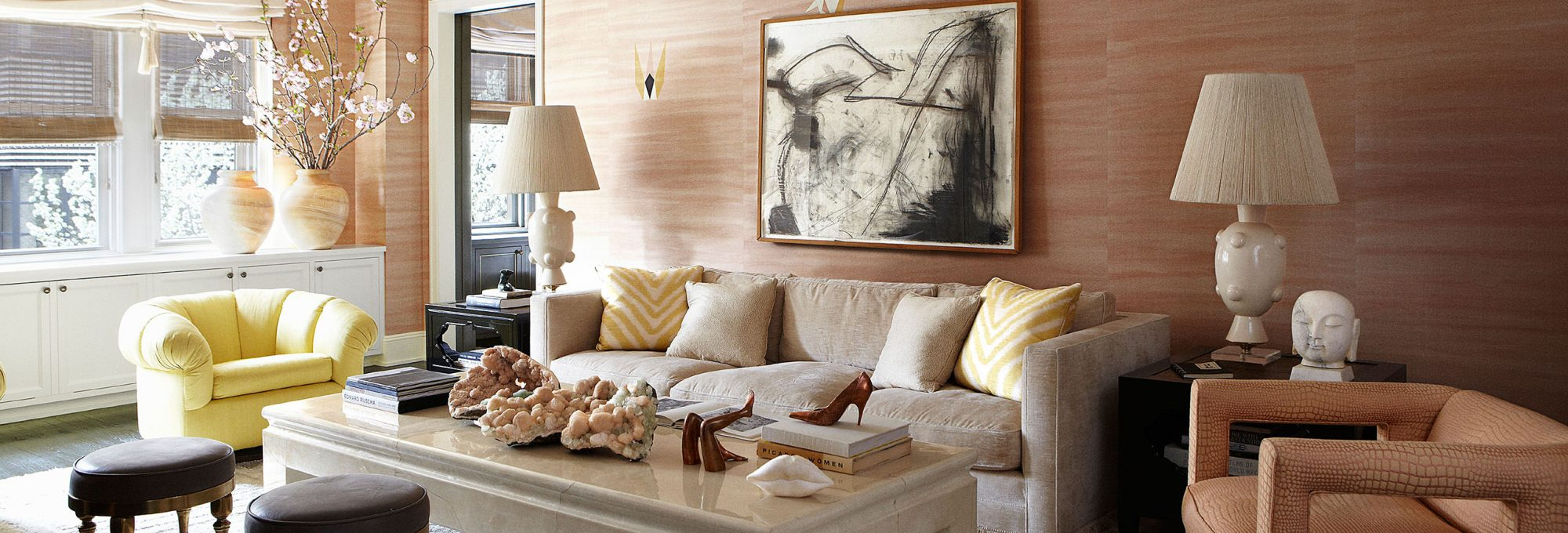 WORLD'S BEST INTERIOR DESIGNERS: THE 5 BEST KELLY WEARSTLER'S PROJECTS