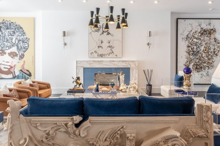 Find Out the Top Best Interior Design Projects In London!