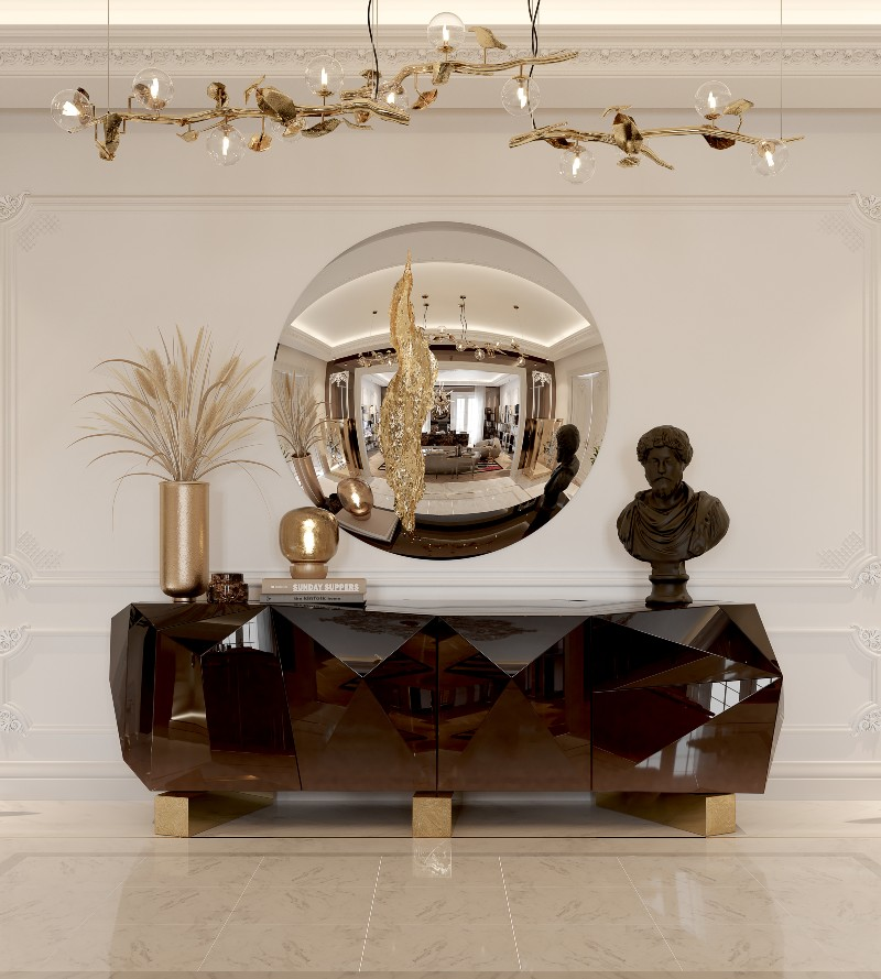 10 Luxury Sideboards For Your Exquisite Bedroom