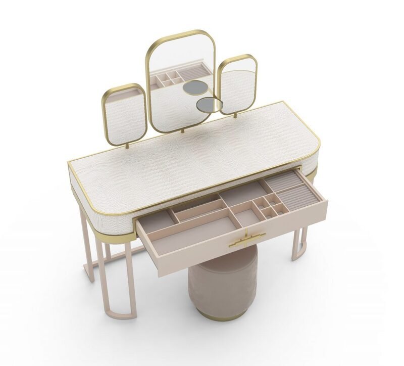 15 Essential Dressing Tables For Your Luxurious Project