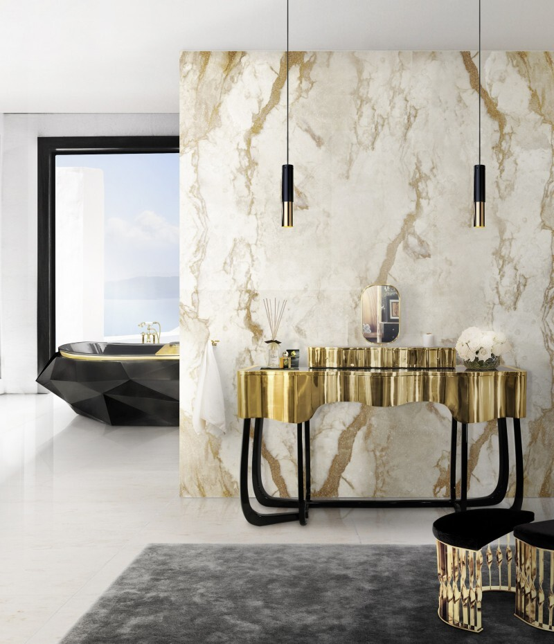 Glamourous Bathroom Dressing Tables dressing tables Glamourous Bathroom Dressing Tables 15 Dressing Tables That Will Leave You Breathless in 2021 3