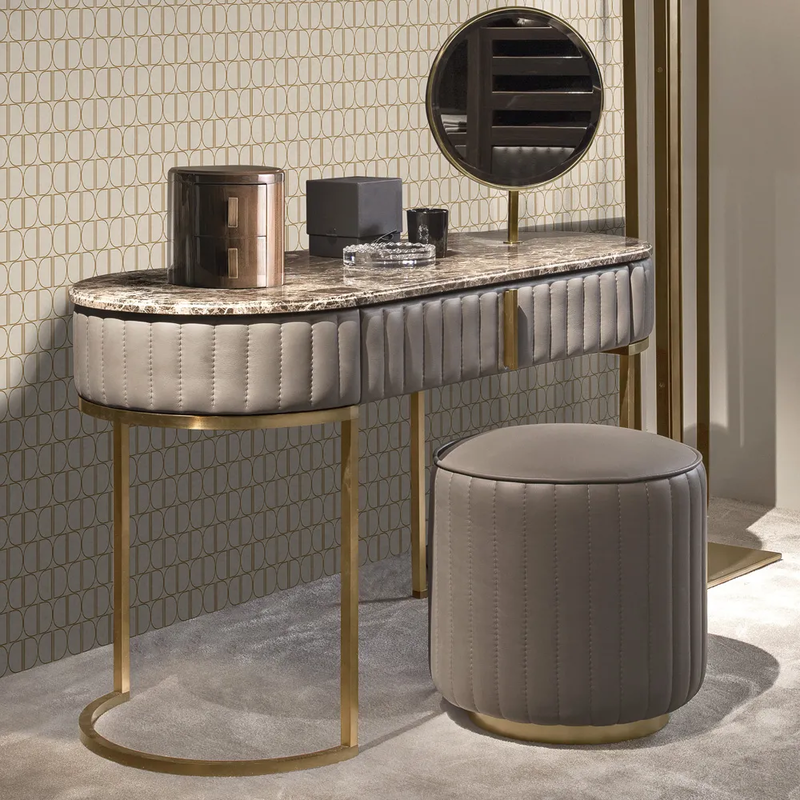 Glamourous Bathroom Dressing Tables dressing tables Glamourous Bathroom Dressing Tables 15 Dressing Tables That Will Leave You Breathless in 2021 9