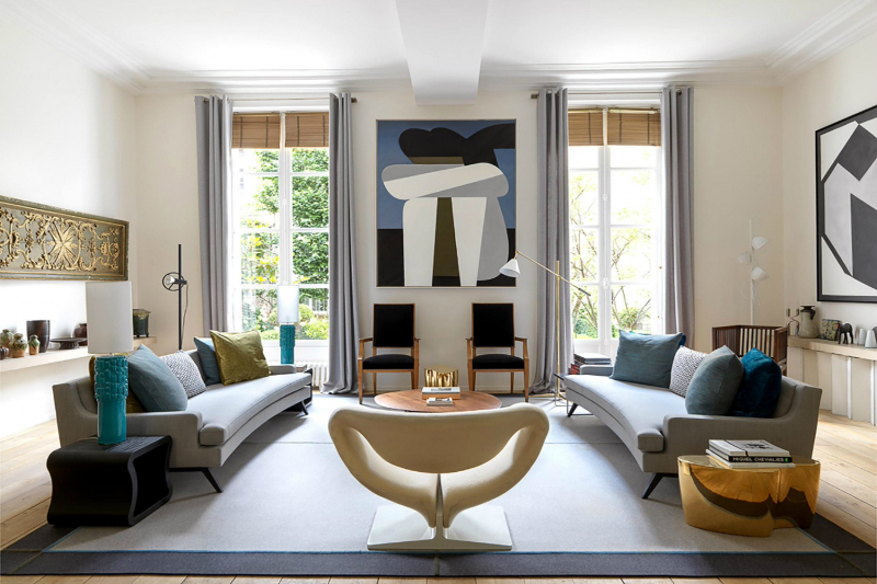 Top Interior Designers from Paris that Masterfully Dominate the French Decor