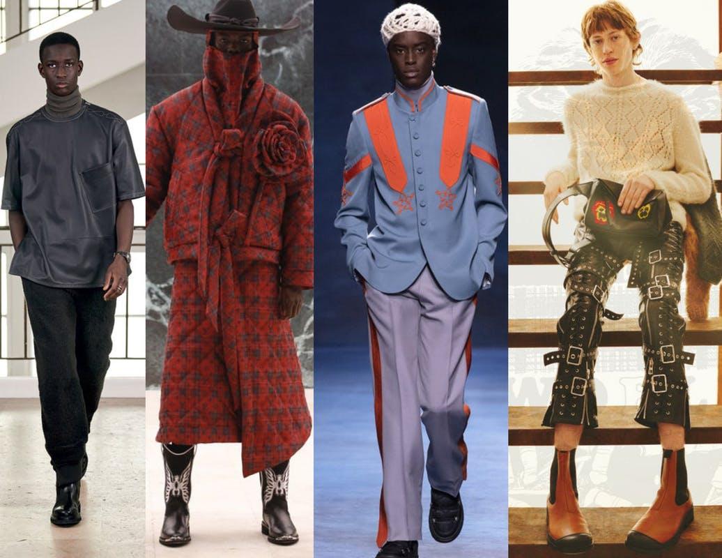 Paris Fashion Week: Luxury Menswear More Artsy then Ever