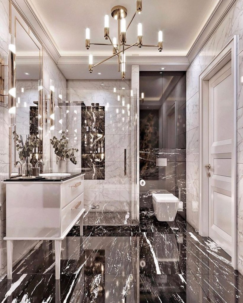 Luxury and Modern Design by GLAZOV Design Group