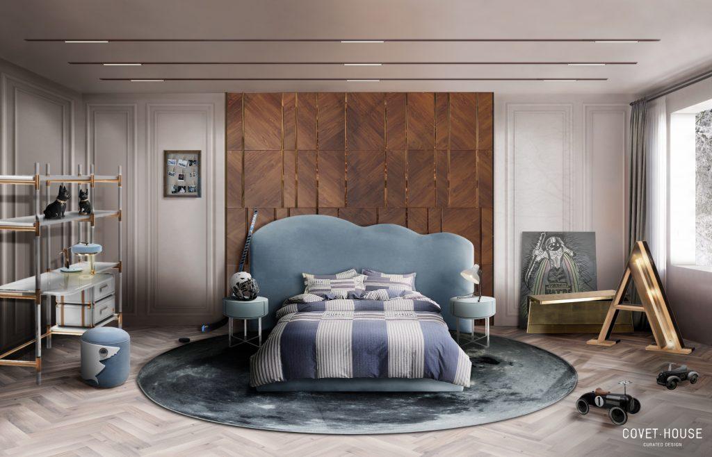 Luxury Bedroom with Bun Van Bed