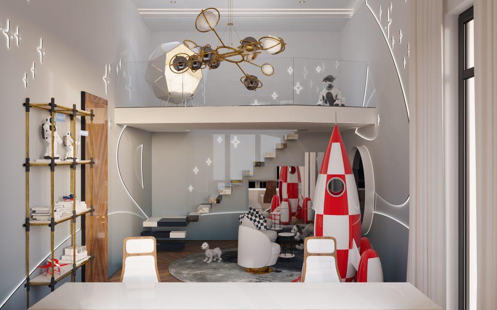 Modern Design Apartment by Yuriy Zimenko