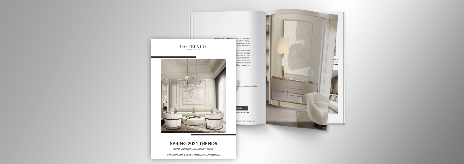 Feature Image DDN Spring Trends Caffe Latte Press Release
