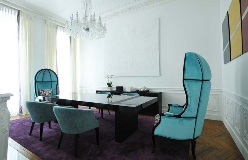 Inspiring Interior Design Projects To Discover In Paris - Part 1