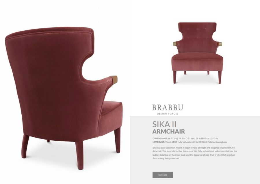 New Products: Modern Products For Interiors With Personality